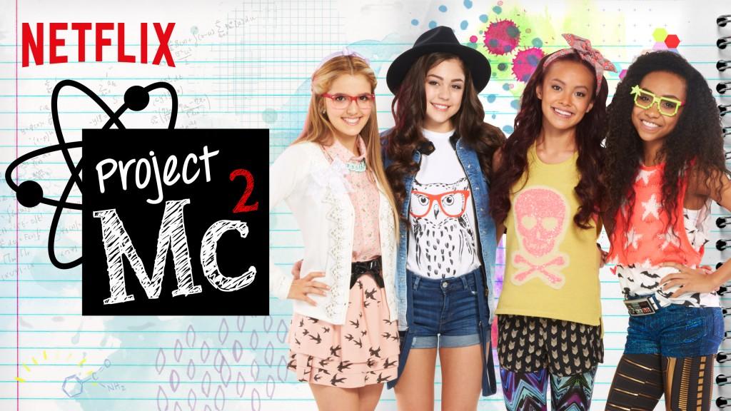 project mc2 Netflix