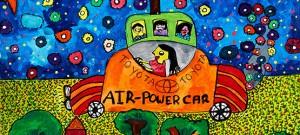 toyota dream car air power