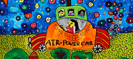 Egfi For Teachers Toyota Dream Car Art Contest