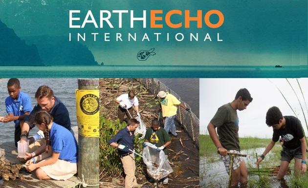 EarthEcho banner logo