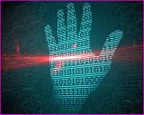 computer code hand
