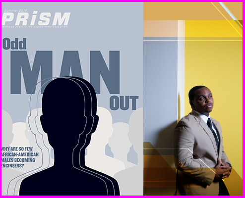 Odd Man Out Prism May 2014 cover