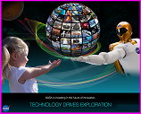 NASA tech innovation poster
