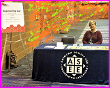 ASEE at NSTA regional in New Orleans Dec. 2017