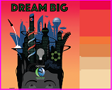 Engineers Week 2017 Dream Big poster