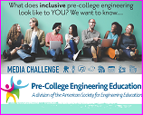 ASEE inclusive Prek12 engineering contest