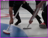 SmartBroom curling aid